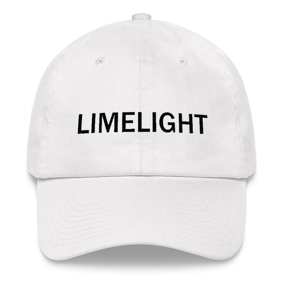 Limelight Dad hat