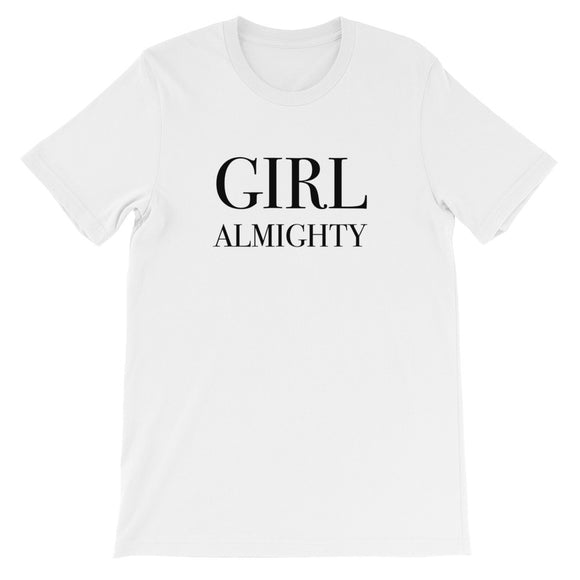 Girl Almighty Short-Sleeve Unisex T-Shirt