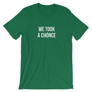 We Took A Chonce St Paddy's Short-Sleeve Unisex T-Shirt