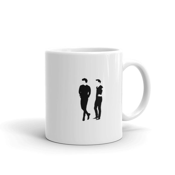 Larry Figures Mug