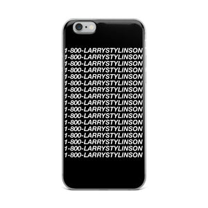1-800-LARRYSTYLINSON iPhone Case