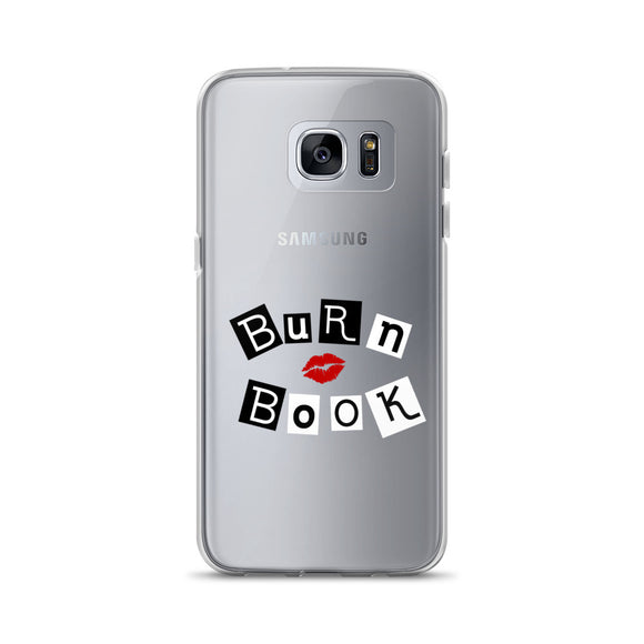 Burn Book Samsung Case