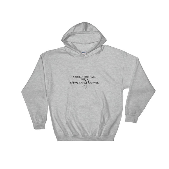 Woman Like Me Hooded Sweatshirt