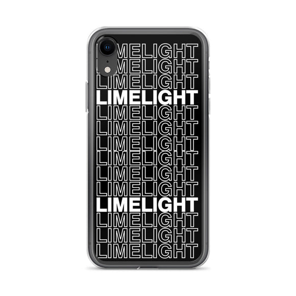 Limelight Repeat iPhone Case