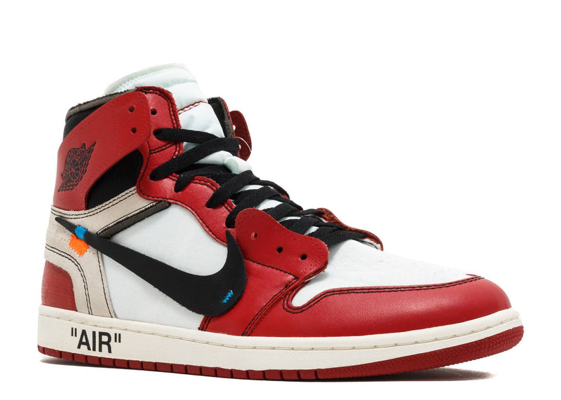 OFF-WHITE x AIR JORDAN 1 RETRO HIGH OG 'CHICAGO'