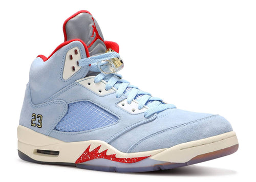 TROPHY ROOM x AIR JORDAN 5 RETRO 'ICE BLUE'