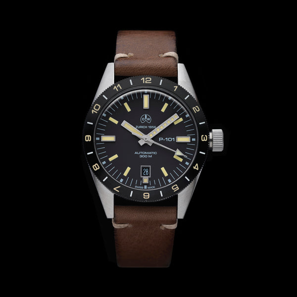 Ollech-and-Wajs-OW-P-101-military-watch-