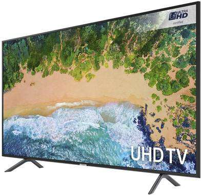 Samsung 40 Inch NU7120 4K Ultra HD certified HDR Smart TV - Lintronics Group LTD