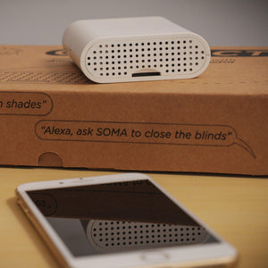 Soma Connect - Smart Blind Activator - Lintronics Group LTD