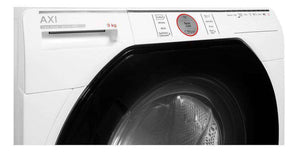 HOOVER AXI AWMPD69LH7 Smart 9 kg 1600 Spin Washing Machine - White - Lintronics Group LTD