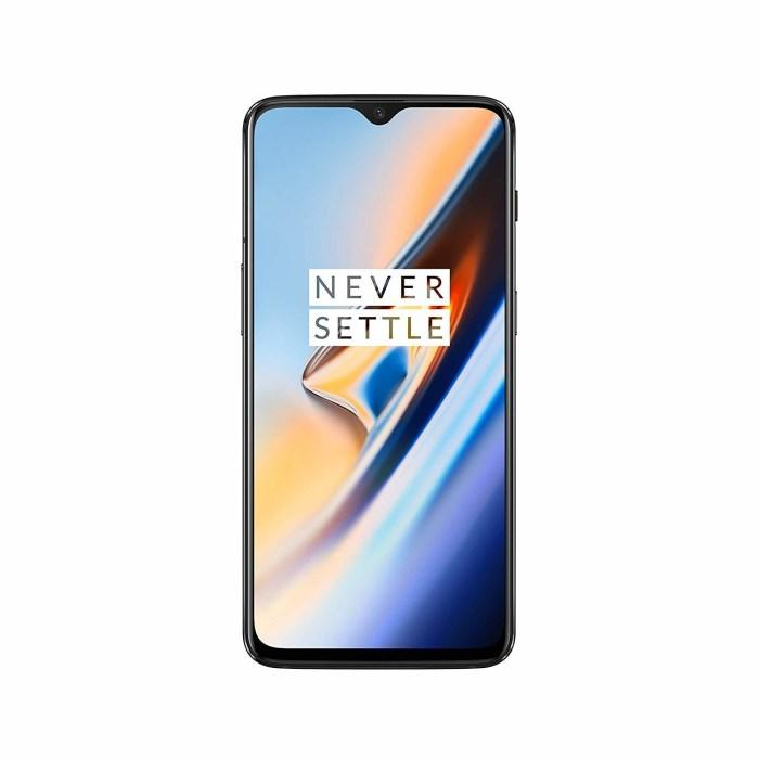 "OnePlus 6T Midnight Black 6.41"" 8GB + 128GB - Lintronics Group LTD"