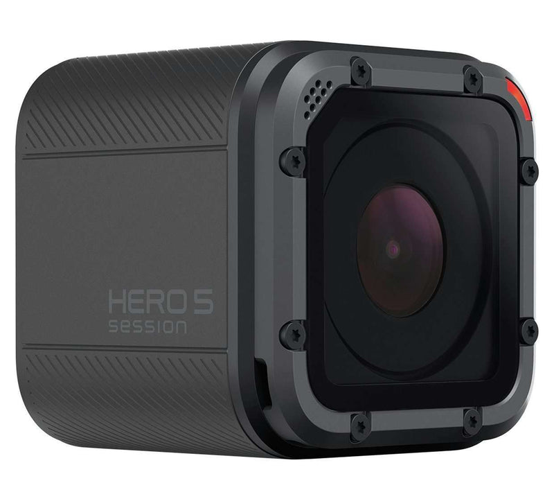 GoPro HERO5 Session 4K HD Action Cam - Black - Lintronics Group LTD
