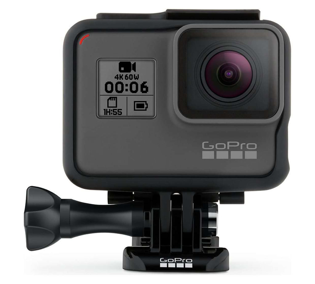 GoPro HERO6 Black 4K 60FPS Action Camera - Lintronics Group LTD