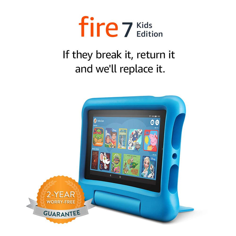 AMAZON Fire 7 Kids Edition Tablet - 16 GB - Lintronics Group LTD