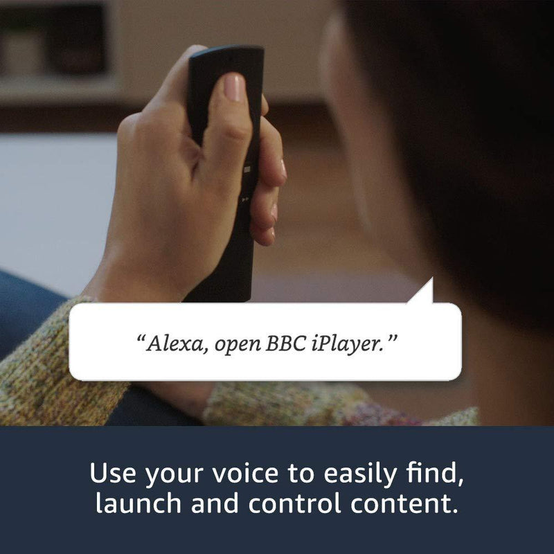 Fire TV Stick with Alexa Voice Remote - Lintronics Group LTD