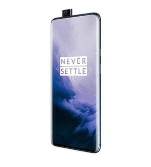 OnePlus 7 Pro 12 GB RAM 256 GB UK SIM-Free Smartphone - Nebula Blue (2 Year Manufacturer Warranty) - Lintronics Group LTD