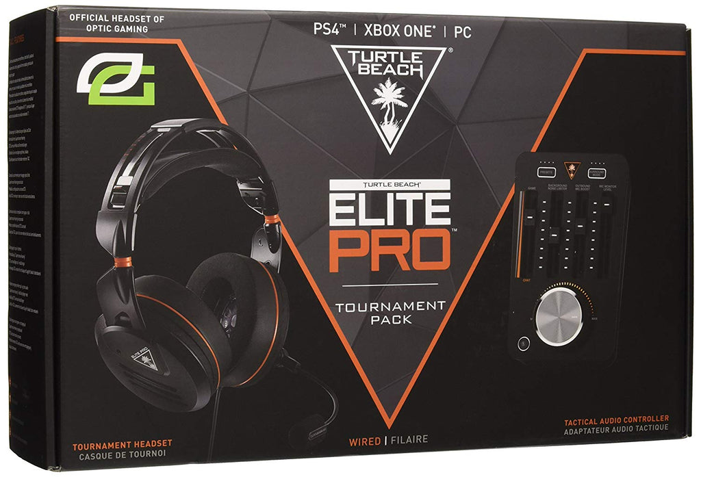 Elite Pro Tournament Gaming Headset and TAC Bundle - Lintronics Group LTD