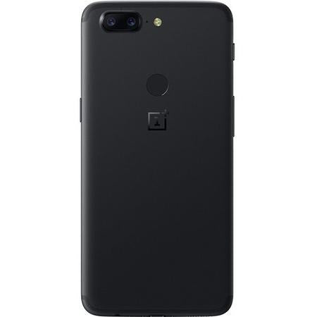 "Oneplus 5T Black 6"" 128GB 4G - Lintronics Group LTD"