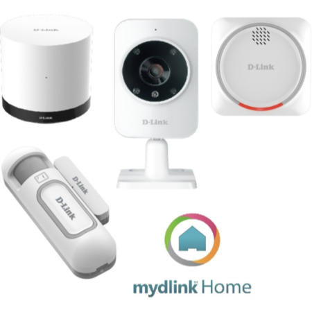mydlink Home Security Starter Kit - Lintronics Group LTD