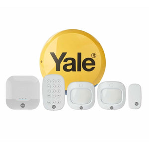 Yale Sync Smart Home Alarm Family Kit - works with Alexa - Lintronics Group LTD