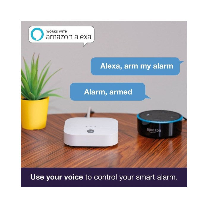 Yale Sync Smart Home Alarm Family Kit Plus - works with Alexa - Lintronics Group LTD