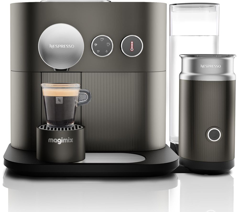 NESPRESSO by Magimix Expert M500 Smart Coffee Machine with Aeroccino - Lintronics Group LTD