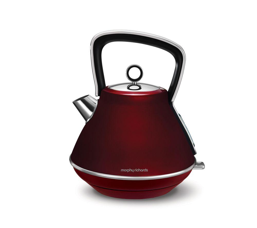 MORPHY RICHARDS Evoke One Traditional Kettle - Lintronics Group LTD
