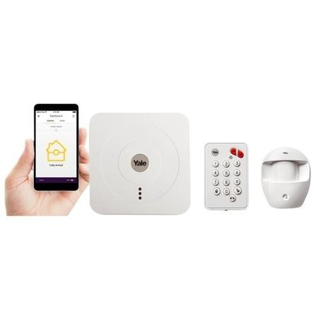 Yale Smart Home Alarm Starter Kit - Lintronics Group LTD