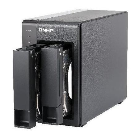 QNAP TS-251+-2G 2 Bay 2GB Diskless Desktop NAS - Lintronics Group LTD