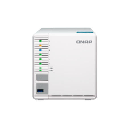 QNAP TS-351-4G 3 Bay 4GB Diskless Desktop NAS - Lintronics Group LTD