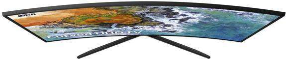 Samsung 55 Inch NU7500 4K Ultra HD certified Curved Dynamic Crystal Colour HDR Smart TV - Lintronics Group LTD