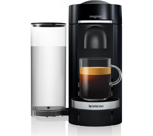 NESPRESSO by Magimix Vertuo Plus Coffee Machine with Aeroccino - Lintronics Group LTD