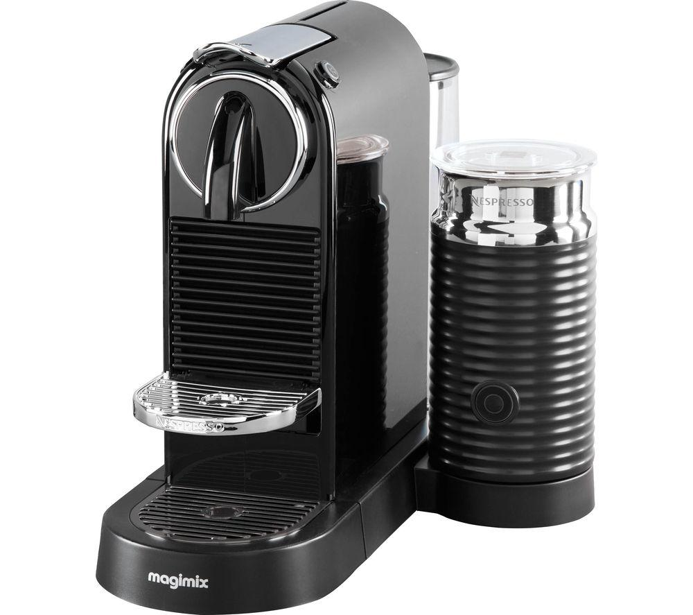 NESPRESSO by Magimix CitiZ & Milk Coffee Machine - Lintronics Group LTD