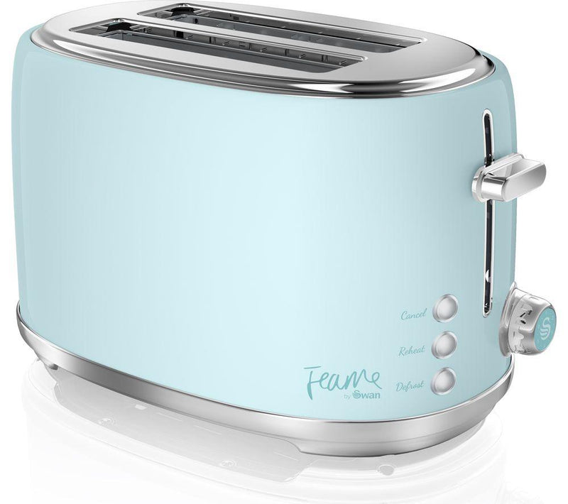 SWAN Fearne ST20010TEN 2-Slice Toaster - Lintronics Group LTD