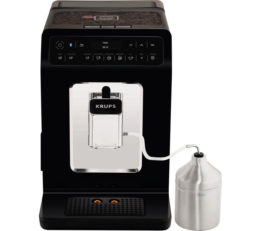 KRUPS Evidence EA893840 Smart Bean to Cup Coffee Machine - Lintronics Group LTD