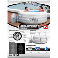 Bestway Lay-Z-Spa Vegas - Lintronics Group LTD