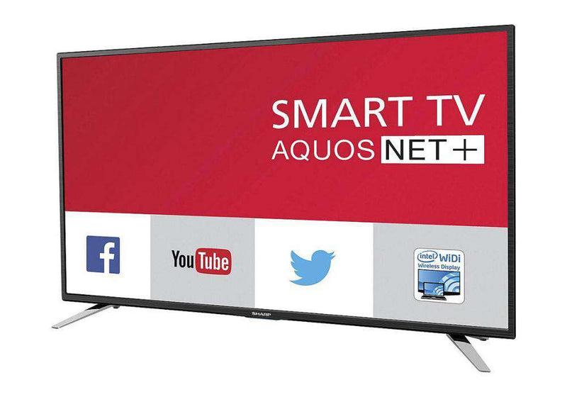 Sharp LC-49CFE6131K Smart Full HD 49 Inch LED TV with Freeview HD - Lintronics Group LTD