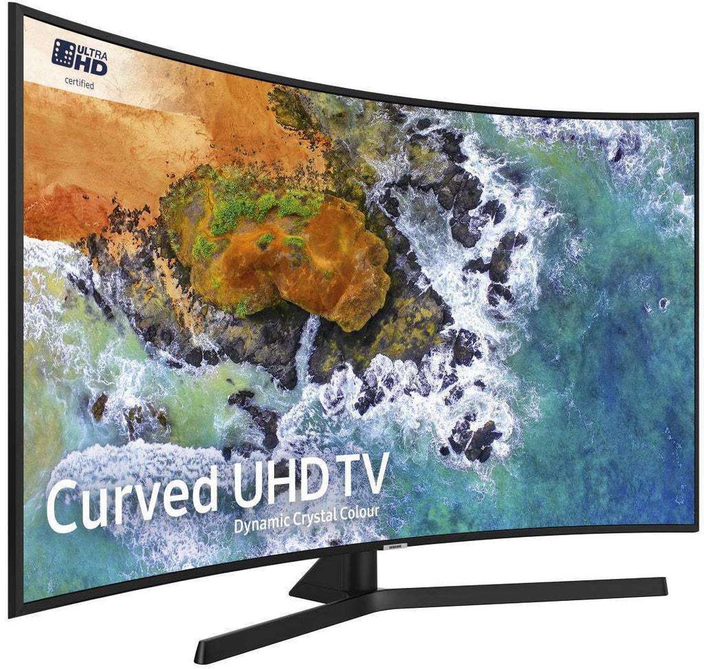 Samsung 65 Inch NU7500 4K Ultra HD certified Curved Dynamic Crystal Colour HDR Smart TV - Lintronics Group LTD