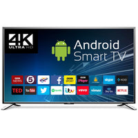"Cello Android 4K Ultra HD Certified 65"" LED TV - Lintronics Group LTD"