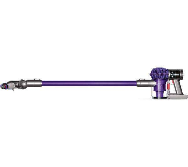 DYSON V6 Animal Cordless Vacuum Cleaner - Purple - Lintronics Group LTD