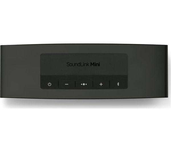 BOSE SoundLink Mini Bluetooth Wireless Speaker II - Lintronics Group LTD