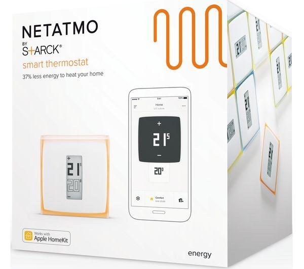 NETATMO Thermostat for Smartphone - Lintronics Group LTD