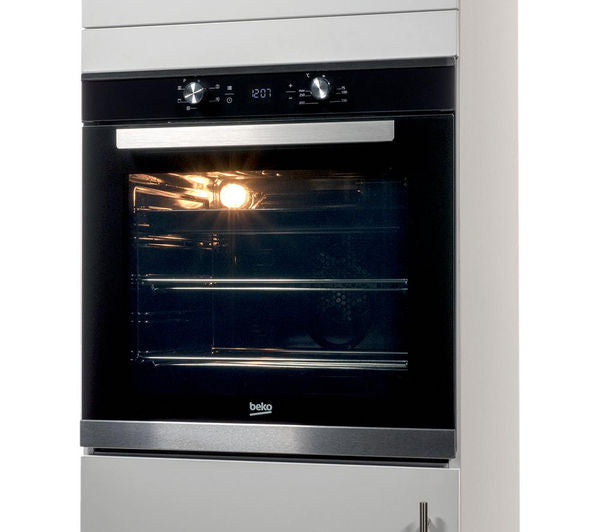 BEKO Select BXIF35300X Electric Oven - Stainless Steel - Lintronics Group LTD