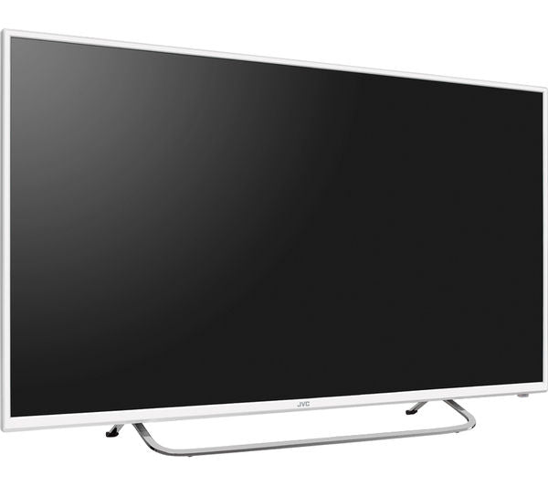 "JVC LT-32C461 32"" LED TV - White - Lintronics Group LTD"