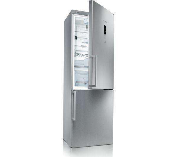 BOSCH Serie 6 KGN36HI32 Smart 60/40 Fridge Freezer - Silver - Lintronics Group LTD
