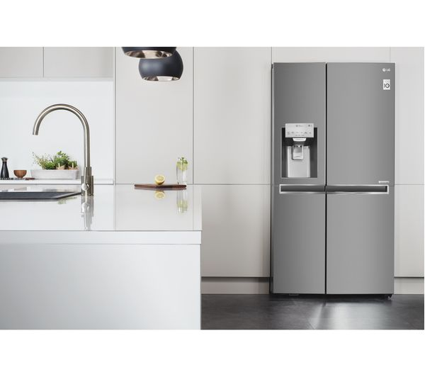 LG GSL961PZBV American-Style Fridge Freezer - Stainless Steel - Lintronics Group LTD