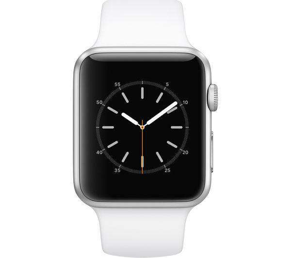 APPLE Watch Series 1 - WHITE, 42 mm - Lintronics Group LTD