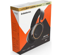 STEELSERIES Arctis 5 7.1 Gaming Headset - Black - Lintronics Group LTD