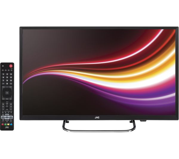"JVC LT-24C370 24"" LED TV - Lintronics Group LTD"