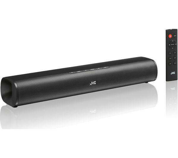 JVC TH-D227B 2.0 Compact Sound Bar - Lintronics Group LTD